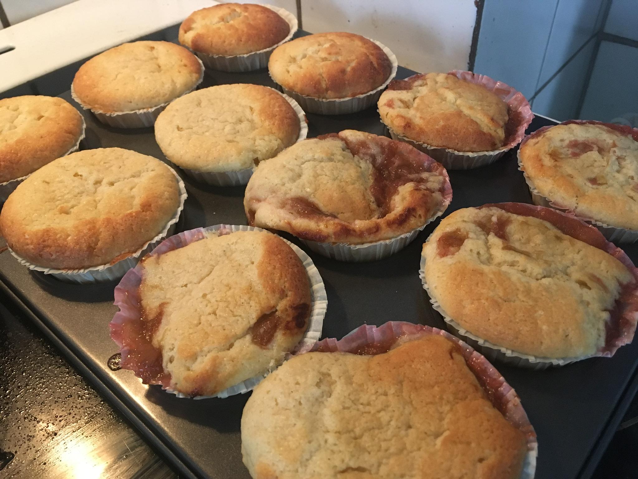 44/52 – Vanille muffins