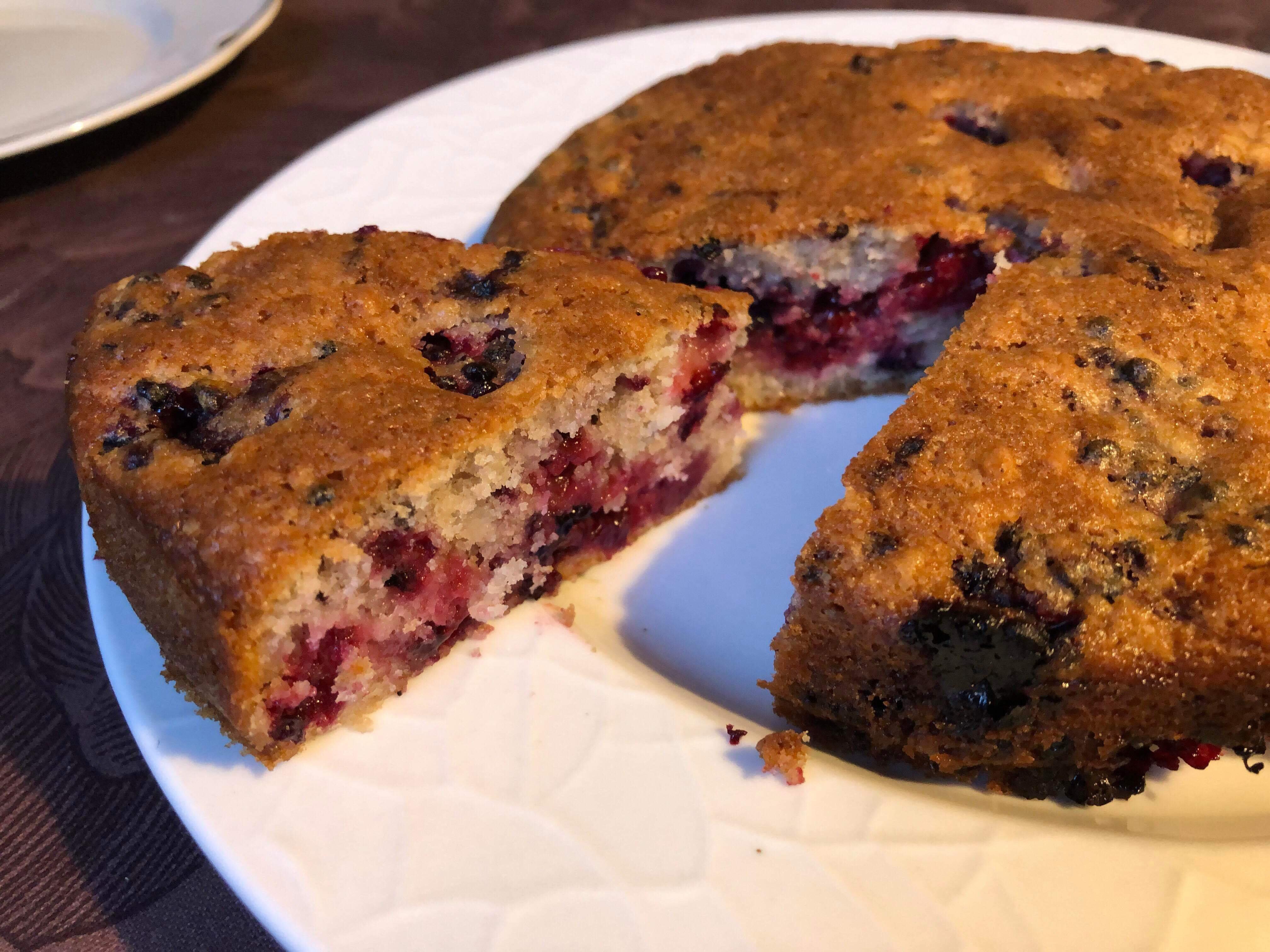 Frugtkage, bærkage eller bare skøn kage