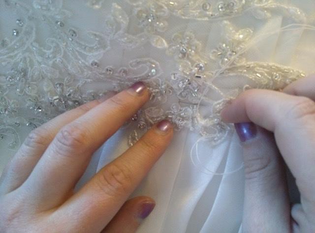 Brudekjoler af ByHjorth