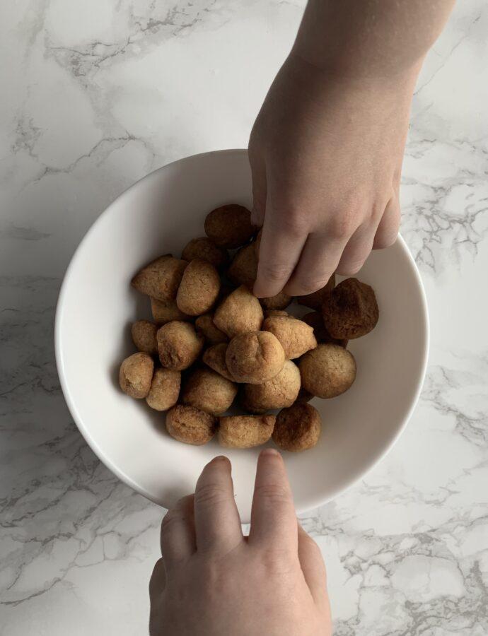 Pebernødder – lille portion